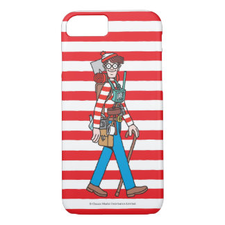 Var är Waldo med all hans utrustning