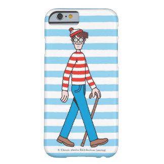 Var är Waldo som går pinnen Barely There iPhone 6 Fodral