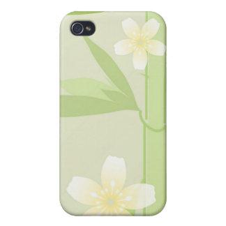 Vår blommor mig iPhone 4 cases