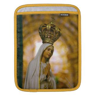 Vår dam av Fatima Sleeve För iPads
