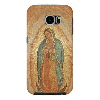 Vår dam av Guadalupe Samsung Galaxy S6 Fodral