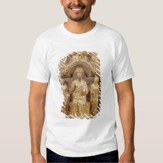 Vår dam relikskrin av Notre Dame de Tournai Tee Shirt