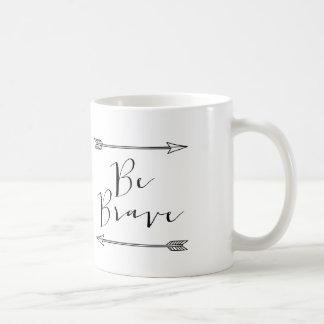 Var den modiga pilmuggen kaffemugg