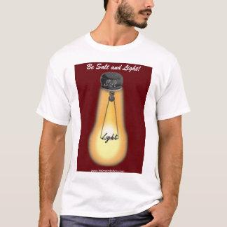 """""""Var den salt och ljusa"""" T-tröja Tee Shirts"""