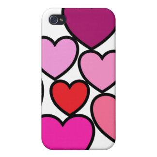 Var det min valentin dagIPhone 4 fodral iPhone 4 Fodraler