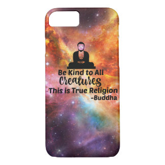 Var det snälla fodral för Buddha iPhone 7