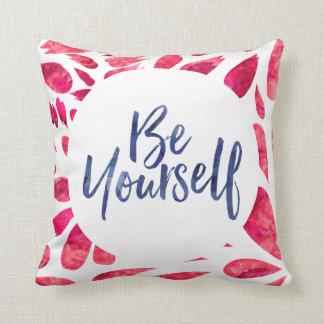 Var dig dekorativ kudde