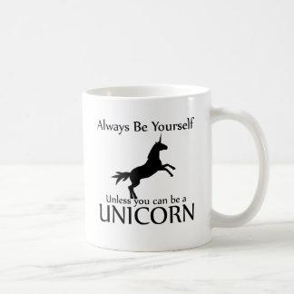 Var dig unicornen kaffemugg