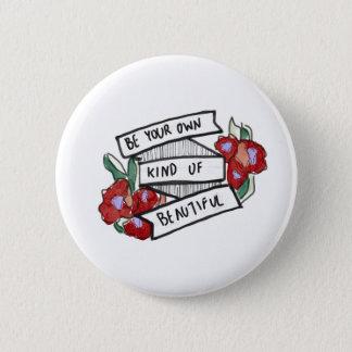 Var din egna sort av härligt knäppas standard knapp rund 5.7 cm