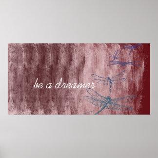 Var en drömmare