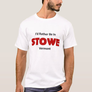Var ganska i Stowe T Shirts