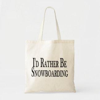 Var ganska snowboardingen tygkasse