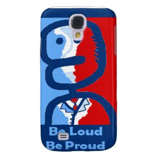 Var hög är stolt: iPhone 3G Galaxy S4 Fodral