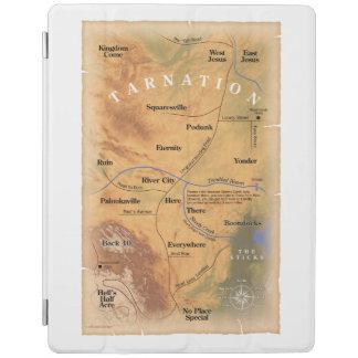 Var i Tarnation? (Rolig karta) iPad Skydd