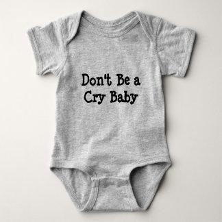 Var inte en Cary babyonsie T Shirt