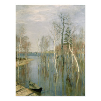 Vår kickvatten, 1897 vykort