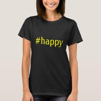 Var lycklig tröjor