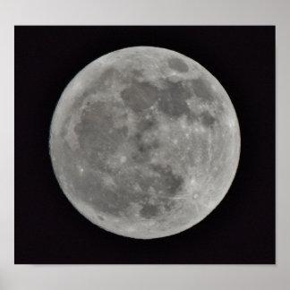Vår måne poster
