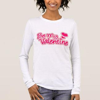 Var min rosa grafiska kvinna för valentinen