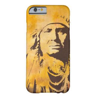 """Var modig "", Barely There iPhone 6 Skal"