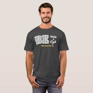Var salt & ljus t-shirt