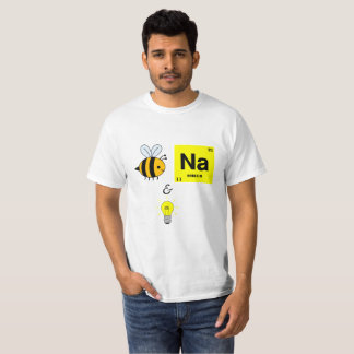 Var salt & ljus t-shirts