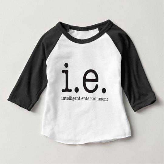Vår särskiljande logotyp tee shirts