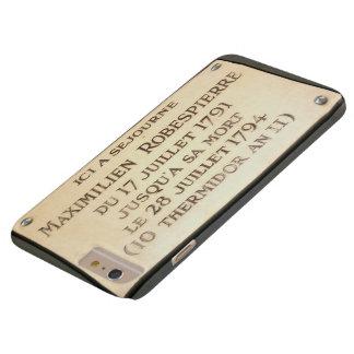 Var skräcken gick att dö: Robespierres cellfodral Barely There iPhone 6 Plus Skal