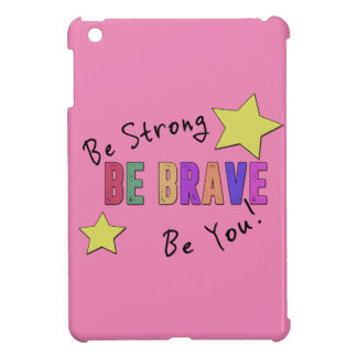 Var stark, var modig, var dig det glansiga iPad mini skal