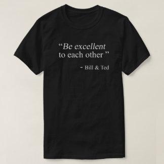 Var utmärkt till varje annat tshirts