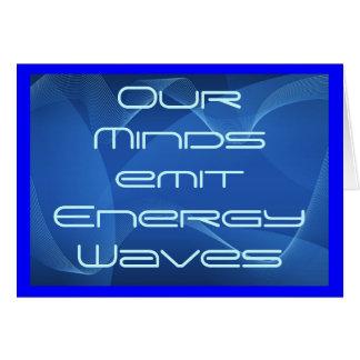 vara besvärad energinotecarden OBS kort