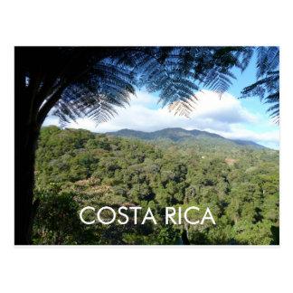 Vara Blanca, Heredia, Costa Rica vykort