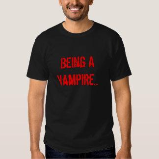 Vara en vampyr… tee