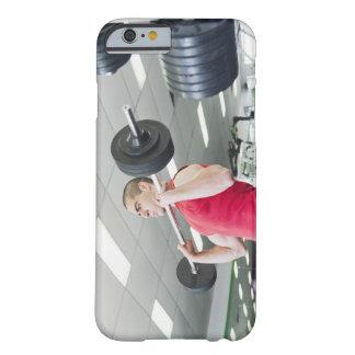 Vård- klubb barely there iPhone 6 skal