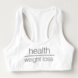 Vård- över Weightloss Sport-BH