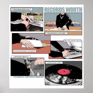 Värda rekord poster