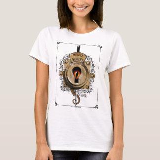 Värdiga Muggle låser med den inlåst fantastiska T-shirts
