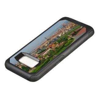 Våren blommar i Florence OtterBox Commuter Samsung Galaxy S8 Skal
