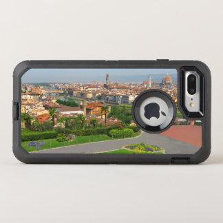 Våren blommar i Florence OtterBox Defender iPhone 7 Plus Skal