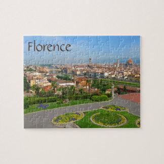Våren blommar i Florence Pussel
