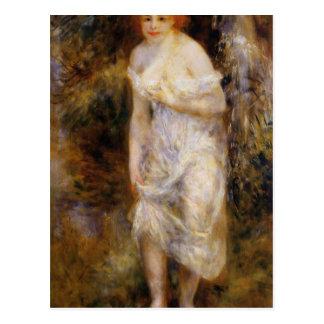 Våren vid Pierre-Auguste Renoir Vykort