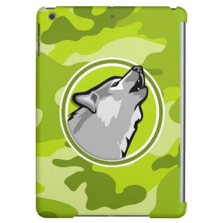 Varg; ljust - grön camo, kamouflage