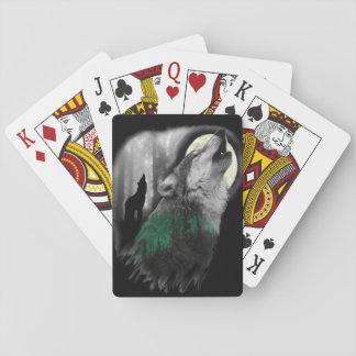 Varg sång casinokort