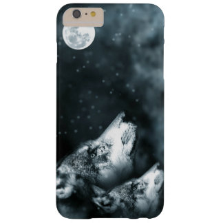 Varger och måneiphone case barely there iPhone 6 plus fodral
