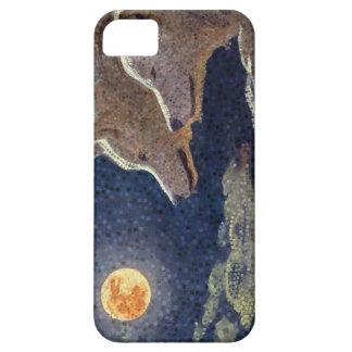 Vargmosaik - mobilt fodral iPhone 5 Case-Mate skal