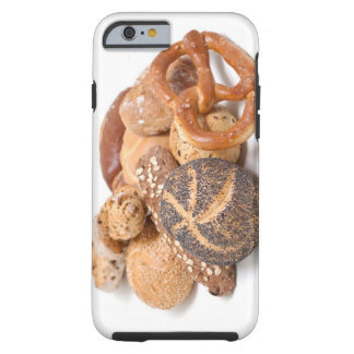 variation av bakade godor tough iPhone 6 case