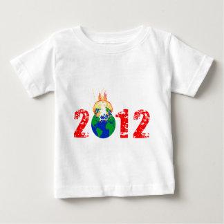 Värld som exploderar i 2012 t-shirt
