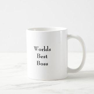 Världar BestBoss, WorldsBest chef Mugg