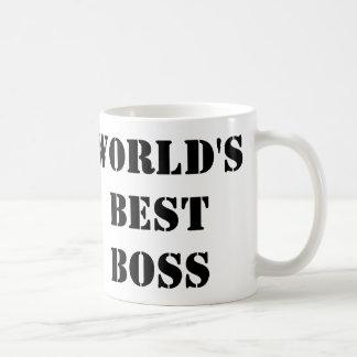 Världens bäst chef muggar