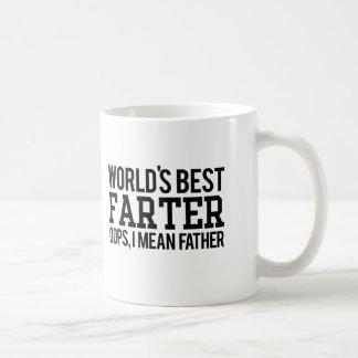 Världens bäst Farter, betyder jag fadern Kaffemugg